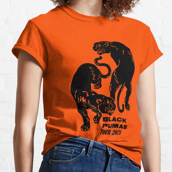 Black Pumas Know You Better American Tour 2021 Camiseta clásica