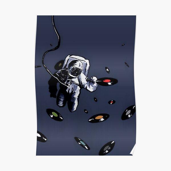Interstellar Record Hunt Poster