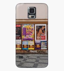 Posted Wall Case/Skin for Samsung Galaxy