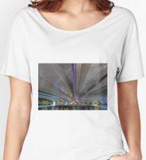 Under The Narrows Bridges  Women's Relaxed Fit T-Shirt