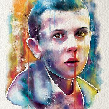 Eleven by kingcael