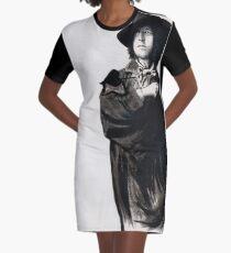 Oscar Wilde Graphic T-Shirt Dress