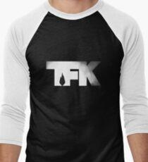 TFK - Smoke Men's Baseball ¾ T-Shirt