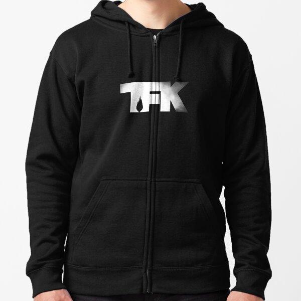 TFK - Smoke Zipped Hoodie