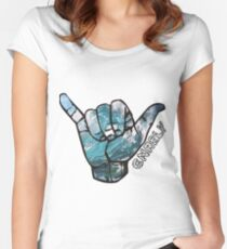gnarly Women's Fitted Scoop T-Shirt