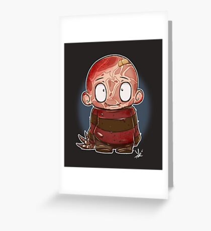 Freddy Greeting Card
