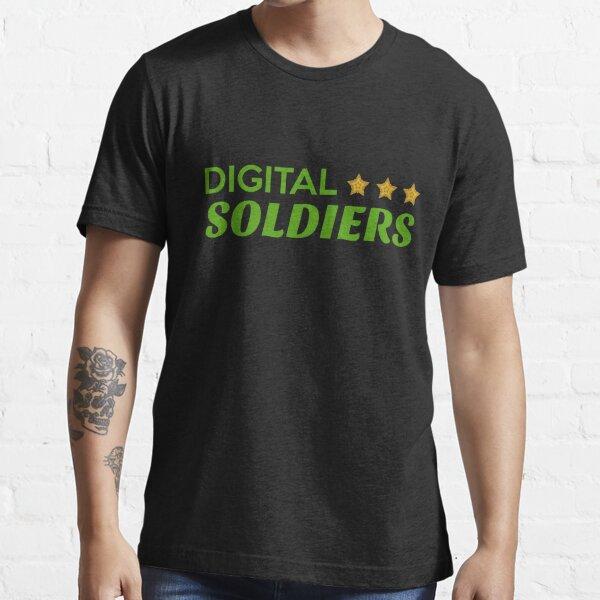 Digital Soldiers (2) Essential T-Shirt