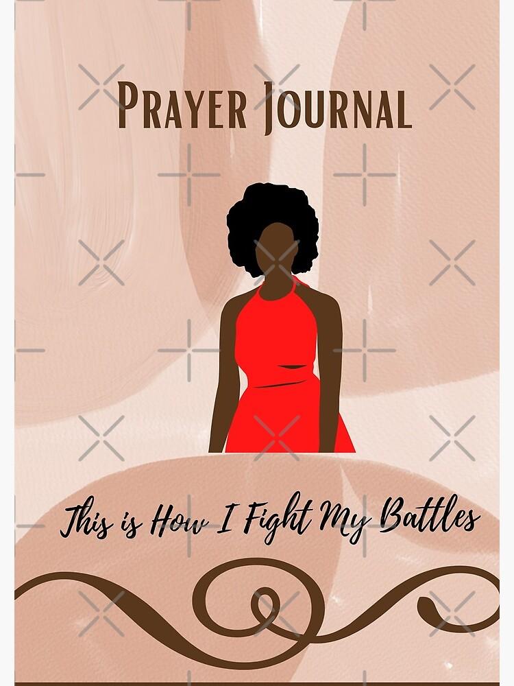 Prayer Journal by SCT-Alfie