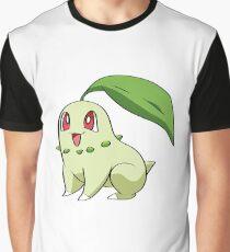 Chikorita Pokemon Graphic T-Shirt