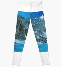 Blue Chasm Leggings