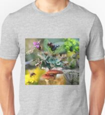 Collage Unisex T-Shirt