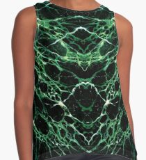 Emerald Marble Contrast Tank