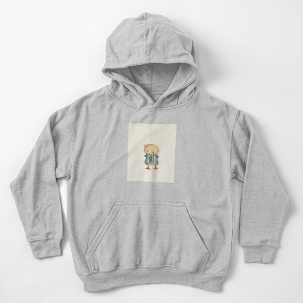 Kwii & Tiki for kid clothes Kids Pullover Hoodie