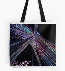 Explore new heights Tote Bag