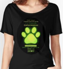Miraculous Ladybug - Chat Noir / funny cat puns Women's Relaxed Fit T-Shirt