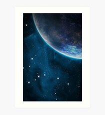 ExoPlanet Art Print