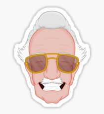 Stan the Man Sticker