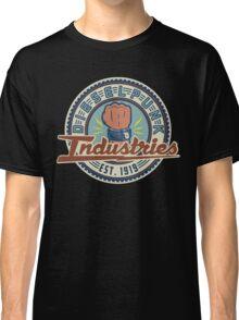 New Dieselpunk Industries Logo Classic T-Shirt