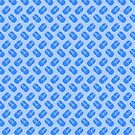 Blue Tech Mouse by Evan Newman