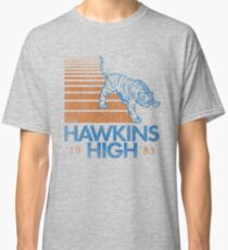 Hawkins High (fremde Dinge) Classic T-Shirt