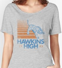 Hawkins High (Stranger Things) Women's Relaxed Fit T-Shirt