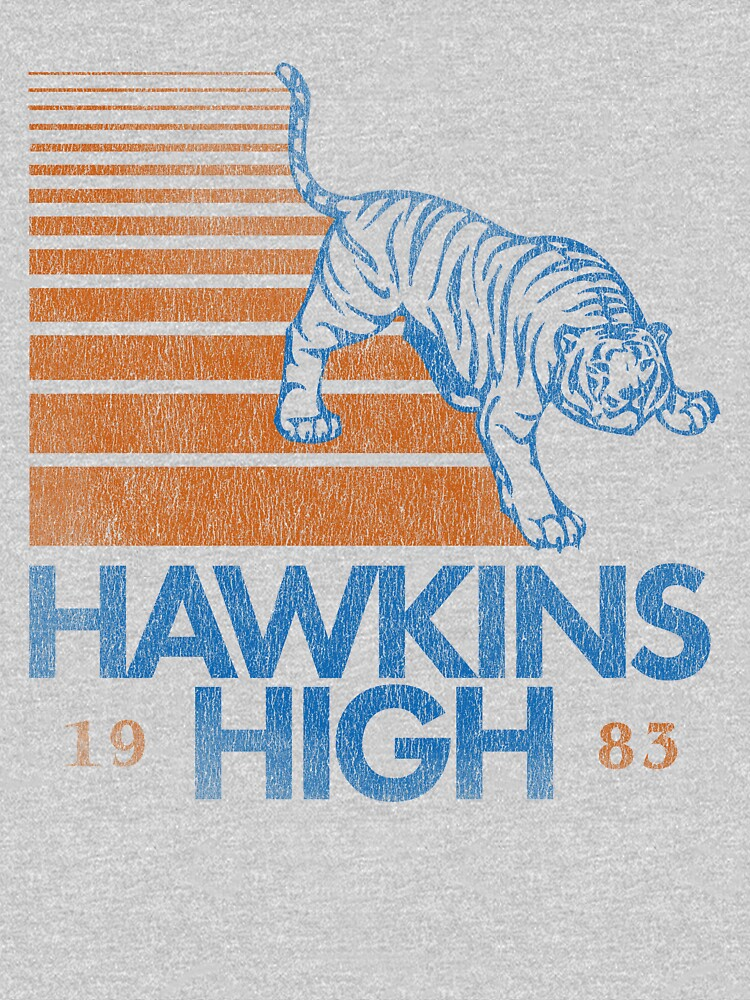 Hawkins High (Stranger Things) | Classic T-Shirt