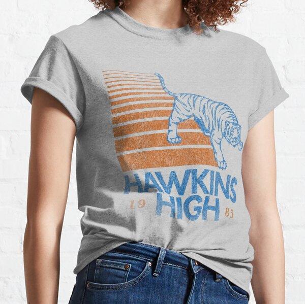 Hawkins High (choses étranges) T-shirt classique