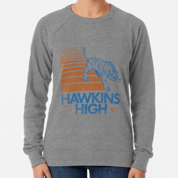 Hawkins High (choses étranges) Sweatshirt léger