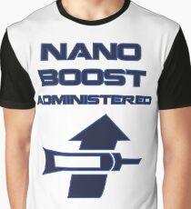 Nano Boost Administered Graphic T-Shirt