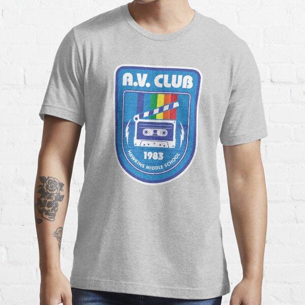 Hawkins AV Club (Stranger Things) Essential T-Shirt
