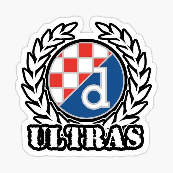 dinamo zagreb-ultras Sticker