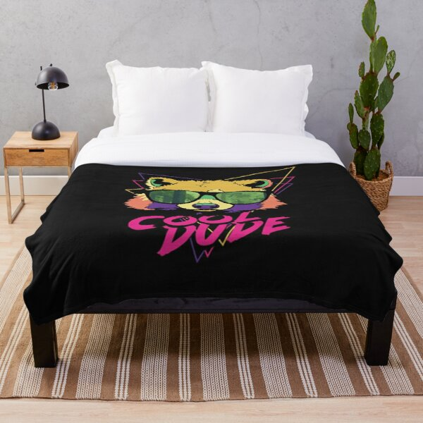 best selling of dude perfect Throw Blanket