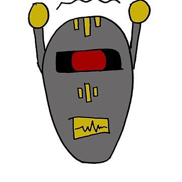 Robot 101010011101 by da4tner