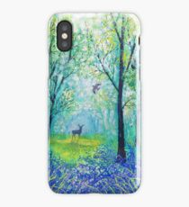 Beyond the Blue iPhone Case