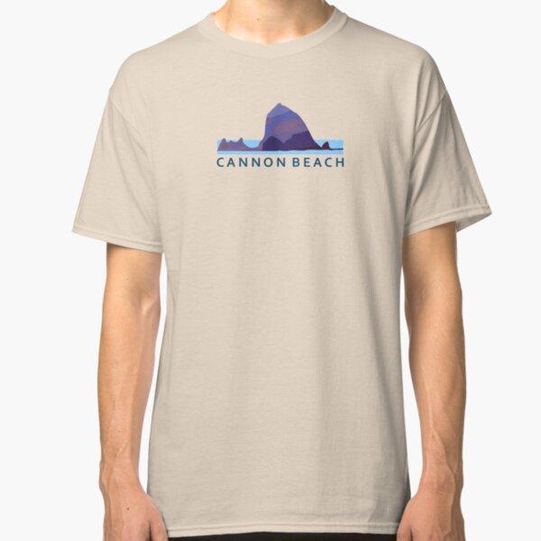 Cannon Beach. Classic T-Shirt
