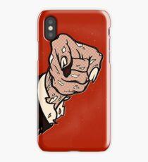 Zombiecracy iPhone Case