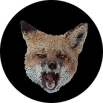 Mad Fox by founzy