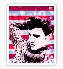 Elvis portrait nº2 Sticker