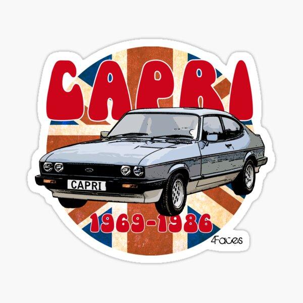 Ford Capri 1969-1986 Sticker