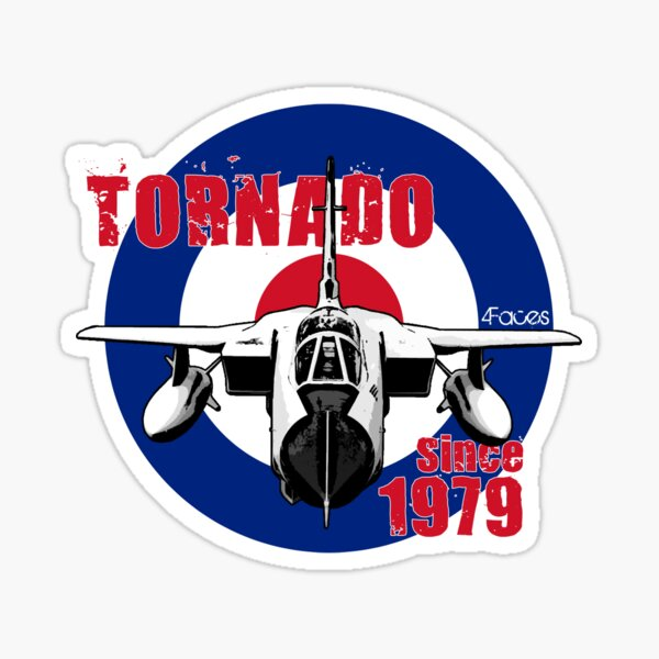 RAF Tornado - since 1979 Sticker