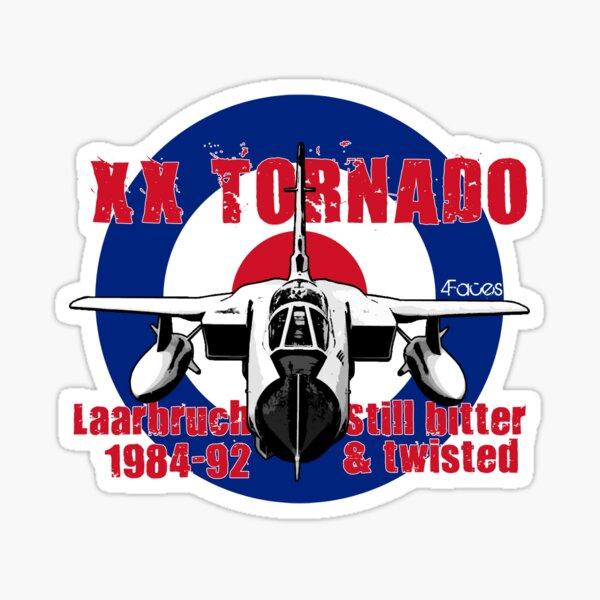 20 Squadron RAF Tornado - Still Bitter & Twisted Sticker