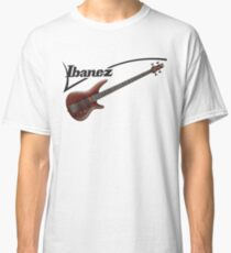 Ibanez Bass logo Classic T-Shirt