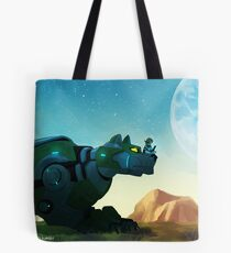 Green Wild Tote Bag