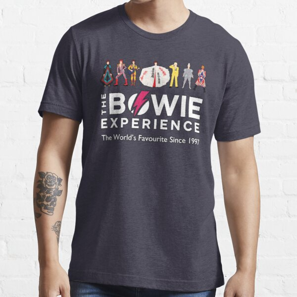 The Bowie Experience Line-up Essential T-Shirt