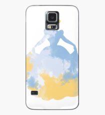 Charakter inspiriert Silhouette Hülle & Klebefolie für Samsung Galaxy