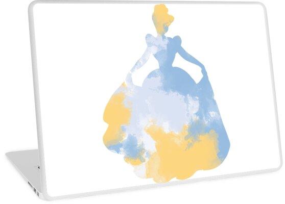 Charakter inspiriert Silhouette von kimhutton