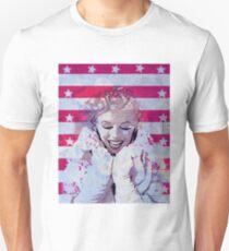 Marilyn portrait nº4 Unisex T-Shirt