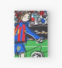 Messi Hardcover Journal