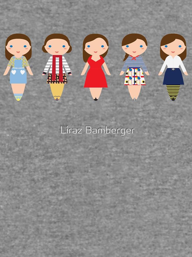 Louisa Clark by lirazartberger