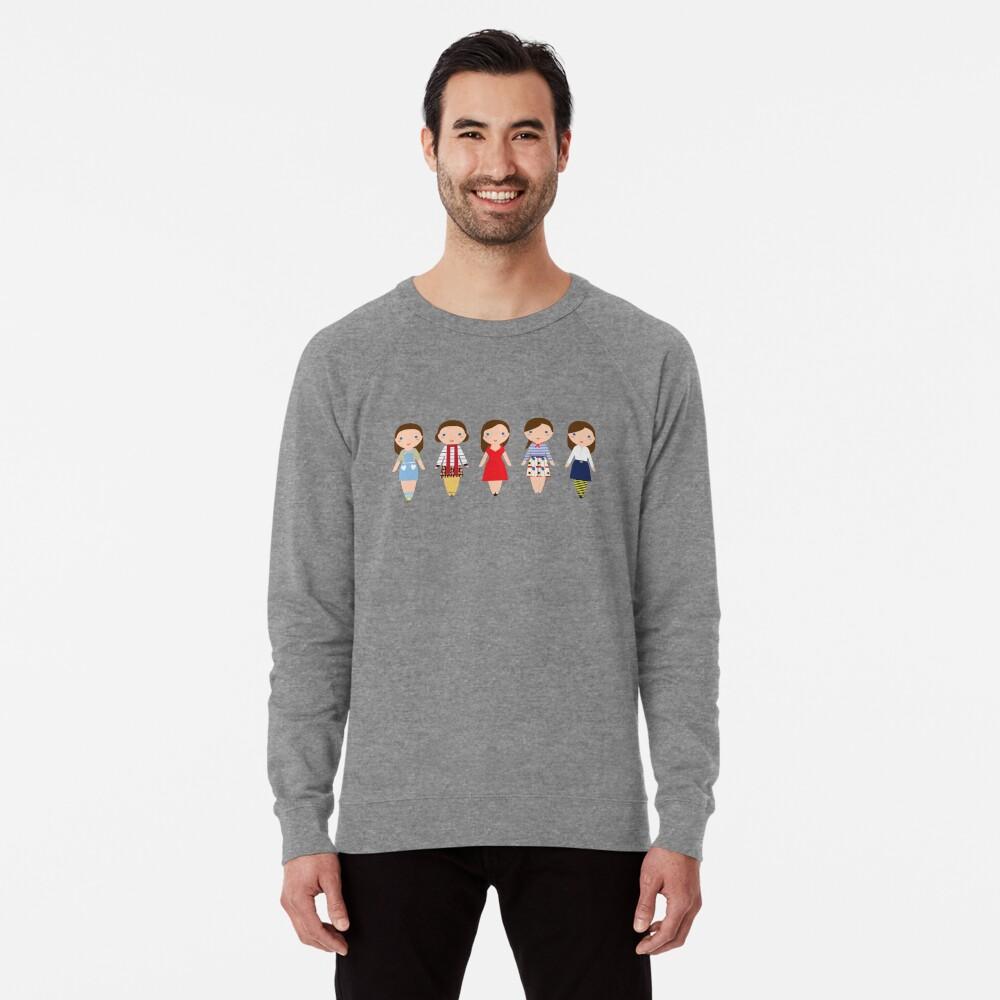 Louisa Clark Lightweight Sweatshirt